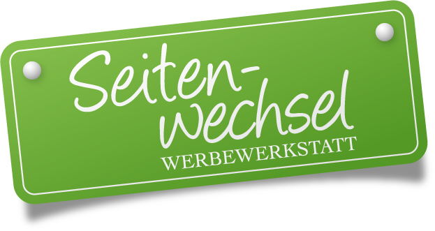 Seitenwechsel-Werbeagentur-Logo - Wordpress Experten