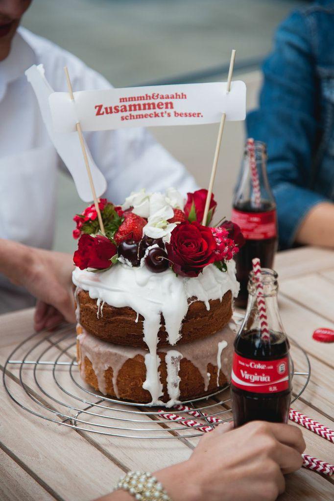 Postausmeinerküche Thema Zusammen schmeckts besser SisterMag Coca-Cola