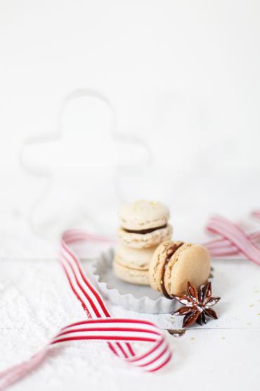 Macarons Weihnachten Zuckerzimtundliebe Postausmeinerküche